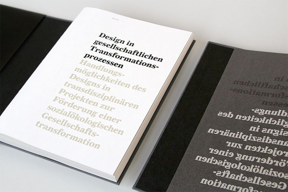 Master thesis product design